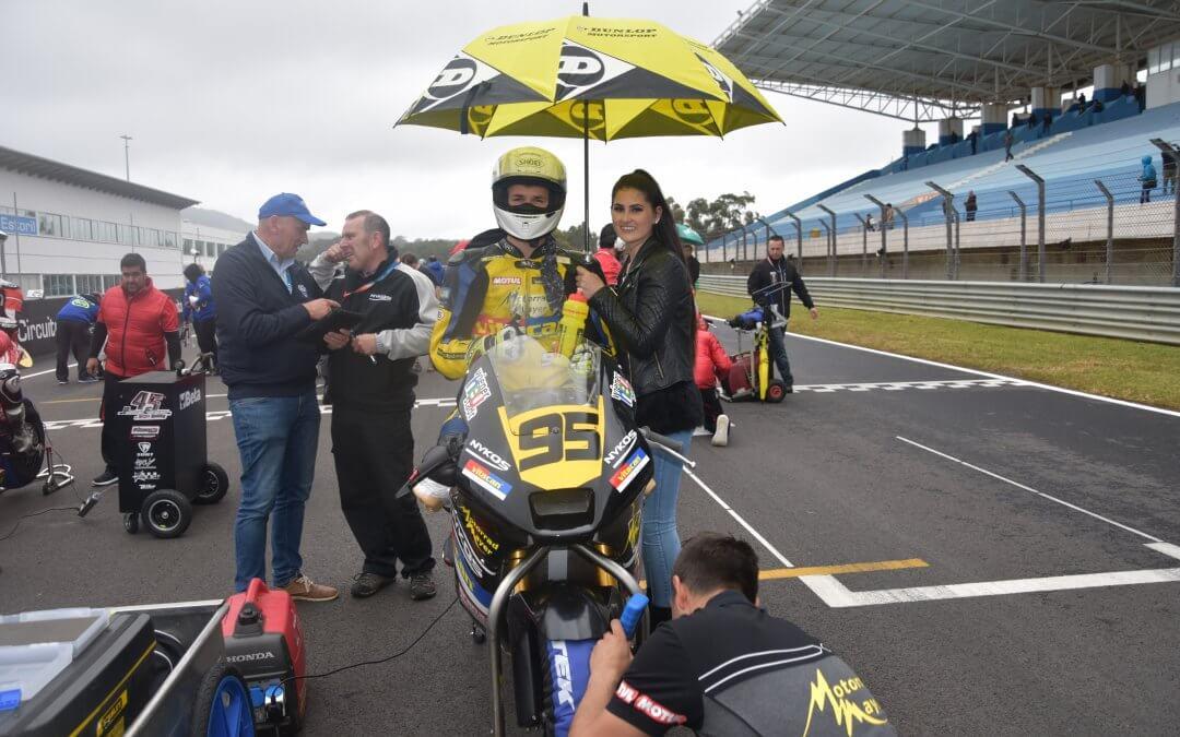 Guter Saisonstart in die Moto2